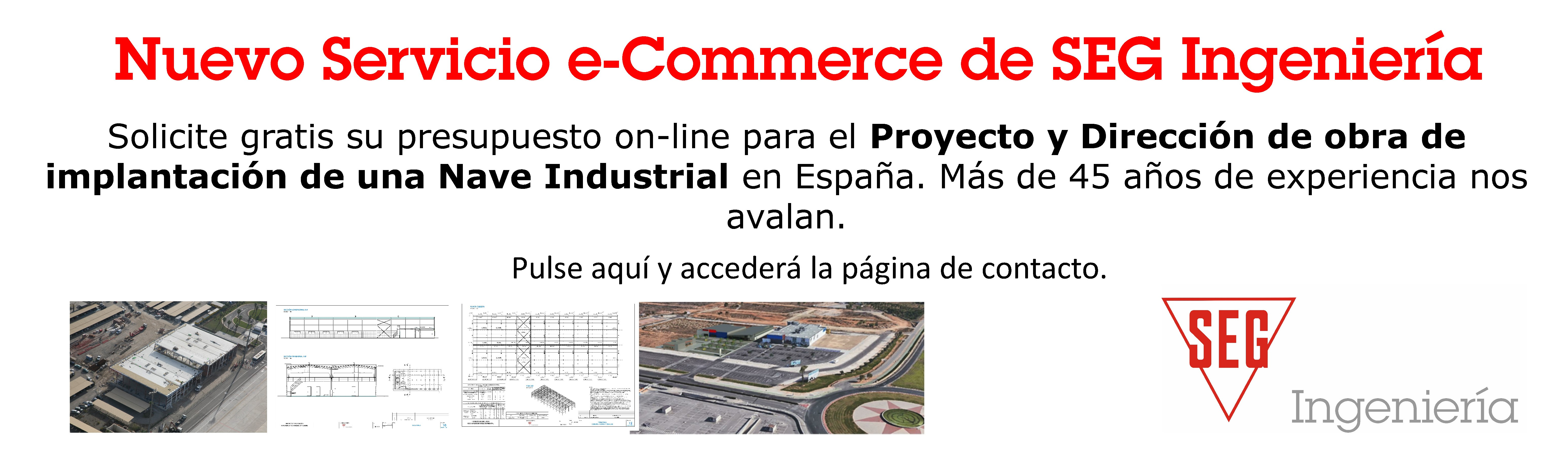 e-Commerce Naves Industriales